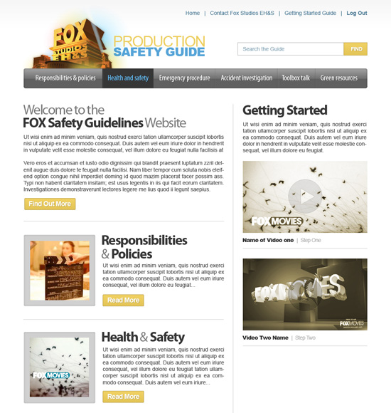 Fox Safety Guide